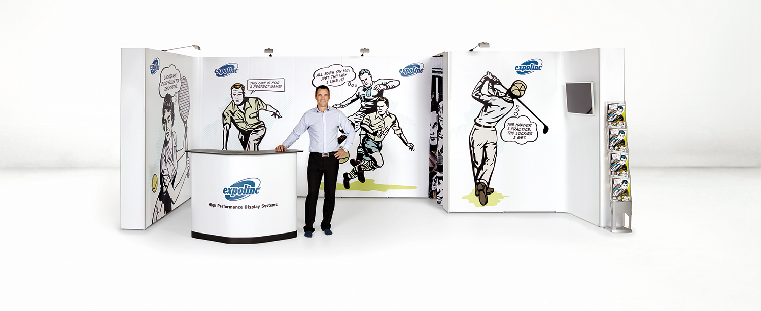 Expolinc Concept Stand